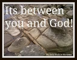 Unto God