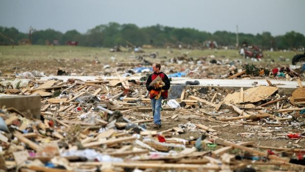 Article On Dealing With Natural Disasters