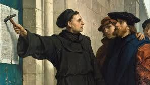 500 YEARS SINCE THE REFORMATION